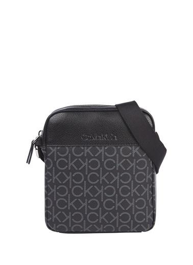 Calvin Klein Calvin Klein Siyah Erkek Postacı Çantası Siyah